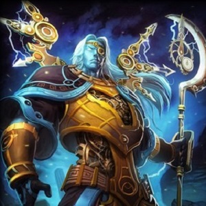 SMITE Update Reveals Chronos, The Keeper of Time And Legendary Skins