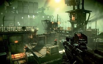 Killzone Mercenary Screen
