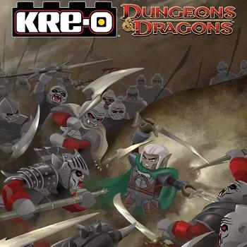 KRE-O D&D