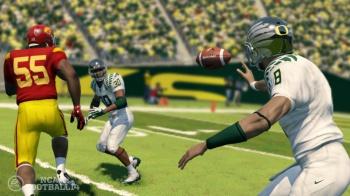 NCAA Football 14 screenshot