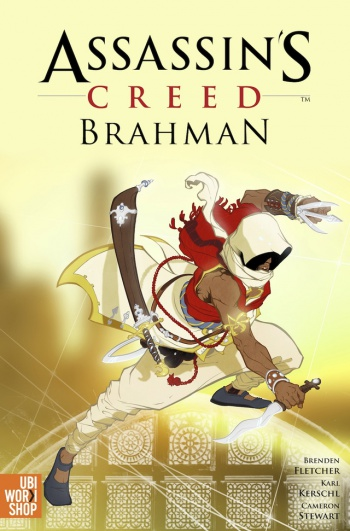 Assassin's Creed Brahman Cover