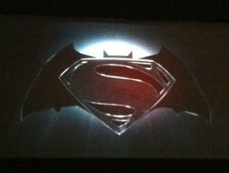 Batman/Superman Movie Logo