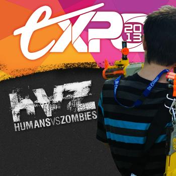 HvZ Expo 2013