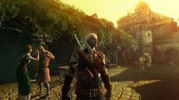 Witcher: Rise of the White Wolf