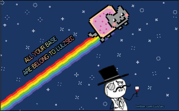 LulzSec Logo Thing