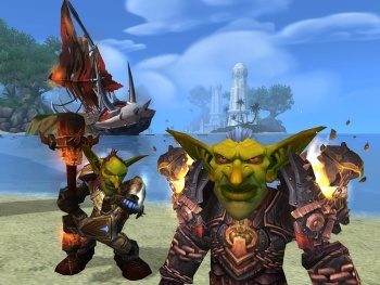 World of Warcraft goblins
