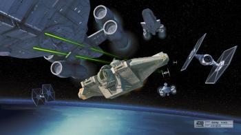 Star Wars Rebels Concept Art Ghost