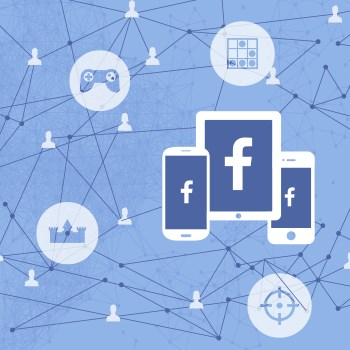 Facebook mobile games publishing logo