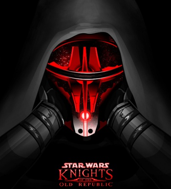 Star Wars Knights of the Old Republic Darth Revan art