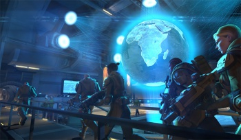 XCOM Enemy Unknown screen