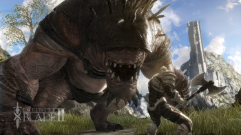 Infinity Blade 2 screenshot