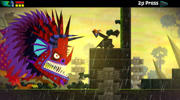 Guacamelee! Screen 08