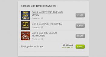 GOG.com Sam & Max Bundle