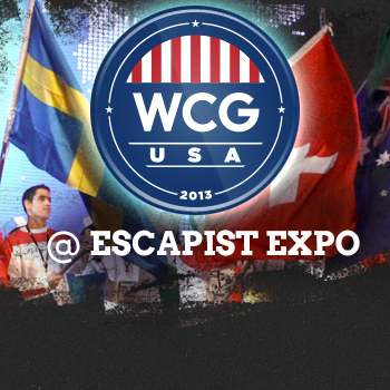 Expo 2013 World Cyber Games Embed