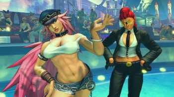 ultra street fighter 4 screenshot