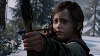 Ellie Bow Last of Us