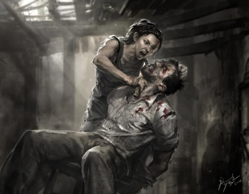 The Last Of Us tess torture concept
