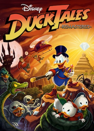 DuckTales Remastered Box Art