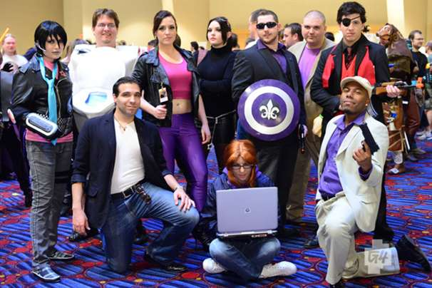 Gallery of the Day - Gangs or Saints Row Cosplay | Gallery ...