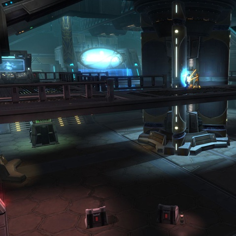 Star Wars The Old Republic PvP Arenas