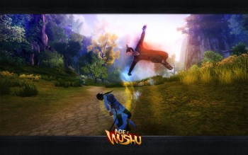 Age of Wushu screen