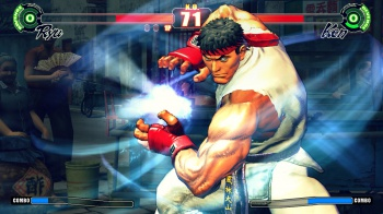 Street Fighter IV - Ryu