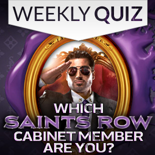 Saints Row 4 Quiz 3x3