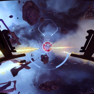 EVE Valkyrie screens