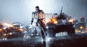 Battlefield 4 promo artwork