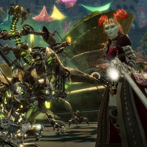 Guild Wars 2 Clockwork Invasion