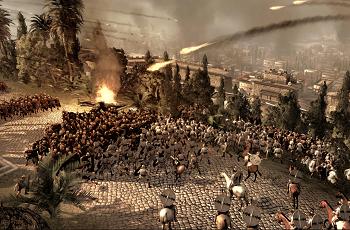 Rome 2 Screen