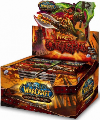 world of warcraft TCG image