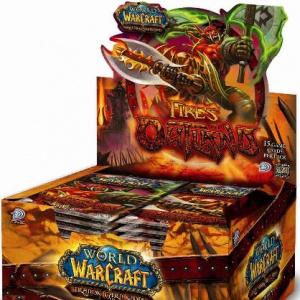 world of warcraft TCG image