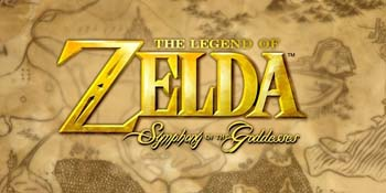 Zelda: Symphony of the Goddesses logo