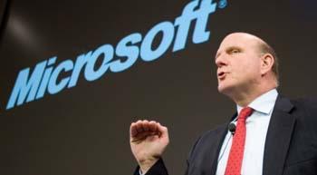 Microsoft CEO Ballmer