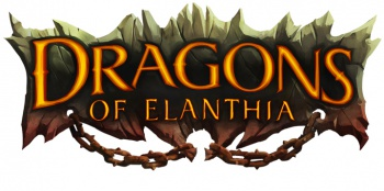 Dragons of Elanthia Logo