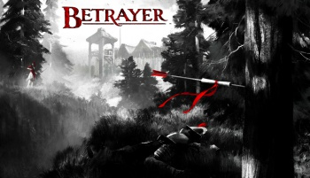 Betrayer screen
