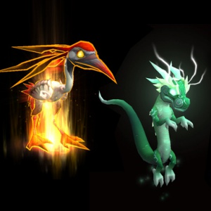 World of Warcraft battle pets