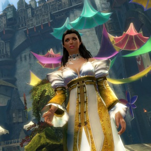 Guild Wars 2 Queen Jennah