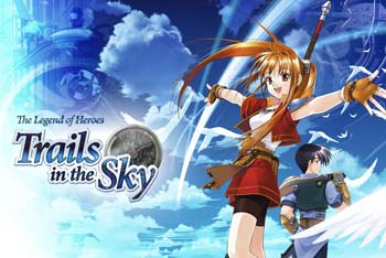 Trails in the Sky Promo Art