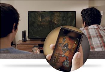 Xbox One SmartGlass promo image
