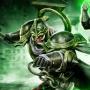 Infinite Crisis Unveils Arcane Green Lantern