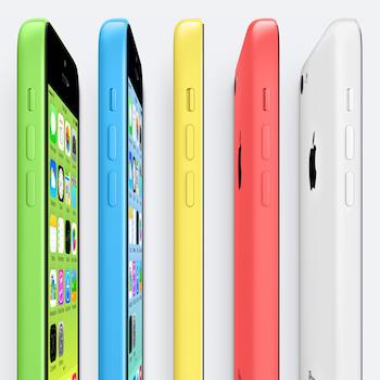 iPhone 5c stock