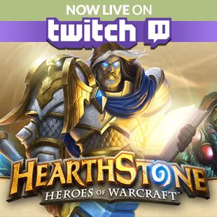 Hearthstone Streaming