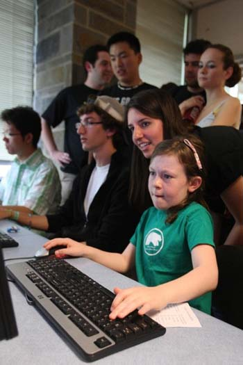 Cornell University game program