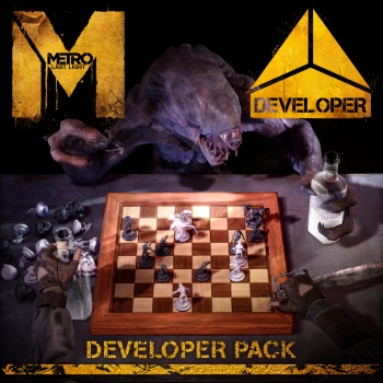Metro: Last Light Developer Pack