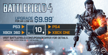 battlefield 4 next gen upgrade