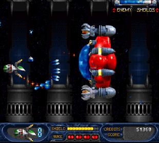 Stargunner Screen