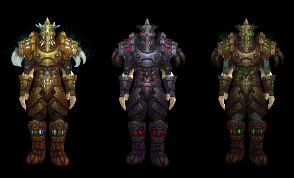 World of Warcraft Season 14 PvP Gear