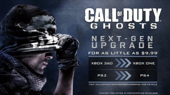 seamless next-gen upgrade call of duty ghosts